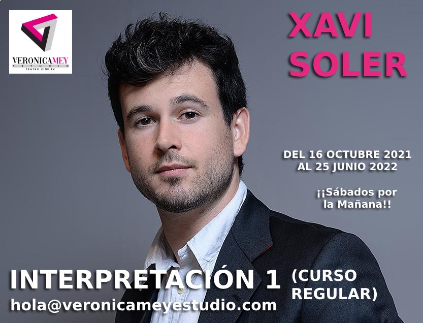Xavi Soler Verónica Mey Estudio 2